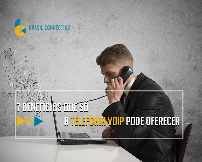 7 benefícios que só a telefonia voip pode oferecer