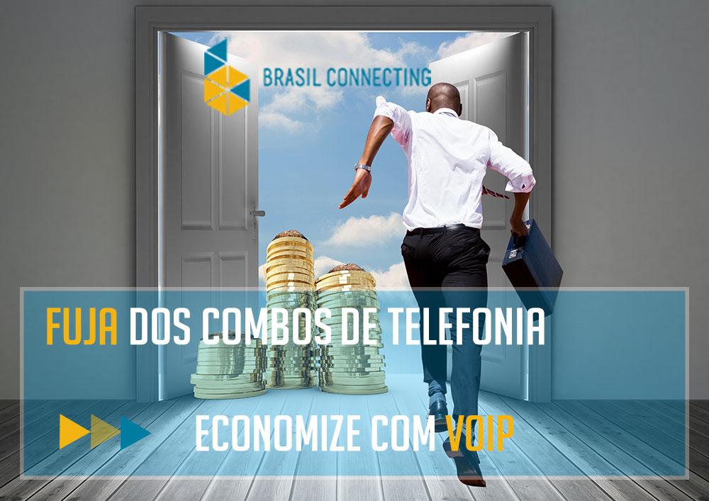 Fuja dos combos das empresas de telefonia convencional e economize com VoIP