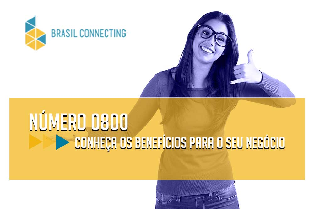 Número 0800 | Brasil Connecting