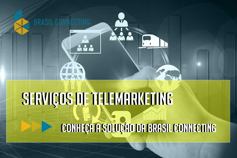 contratar serviços de telemarketing