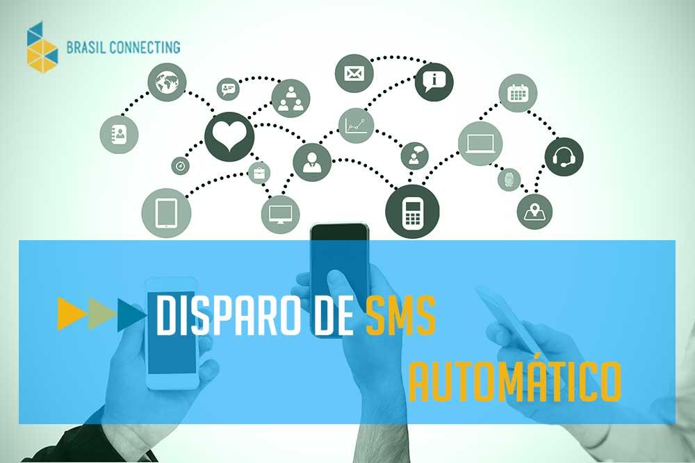 Disparo de SMS Automático
