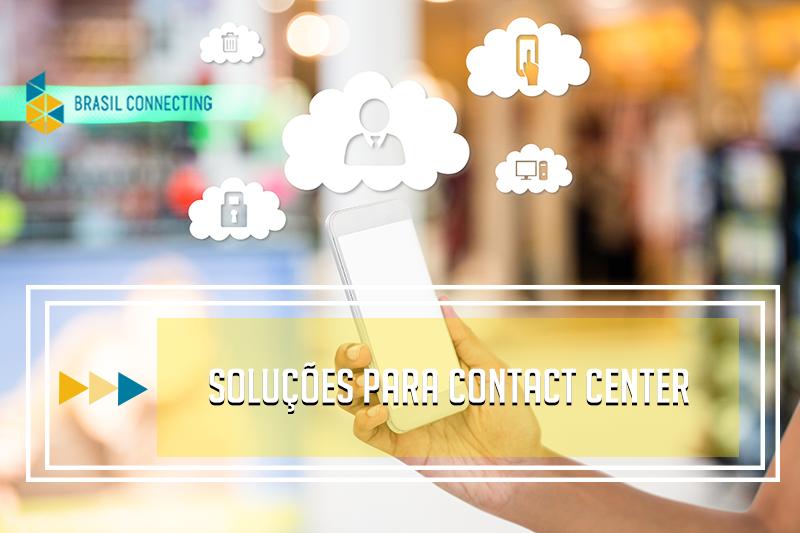 Soluções para Contact Center