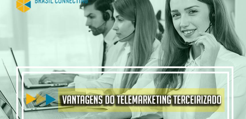 Vantagens do telemarketing terceirizado